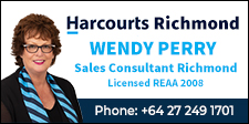Wendy Perry - Harcourts Richmond